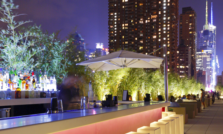 The Terrace at YOTEL New York